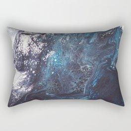 Icy crust Rectangular Pillow