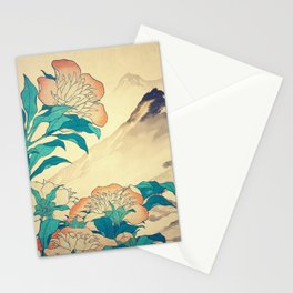 Mutual Admiration in Dana Stationery Cards