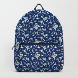 Blue Martinis Backpack