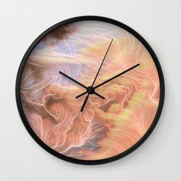 Wild is the Wind Wall Clock
