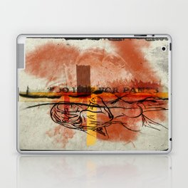 Too Hot for Pants Laptop & iPad Skin