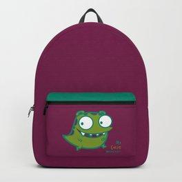 cutie monster_backpack1 Backpack