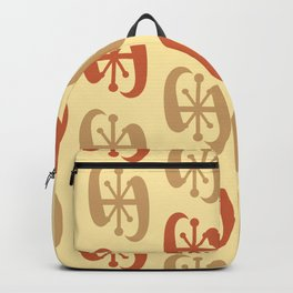 Starburst Bell Peppers Yellow Backpack