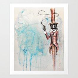 Circus - by Jay Turner Art Print