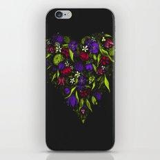 Still Heart iPhone & iPod Skin