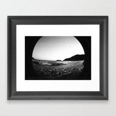 Ocean Study I Framed Art Print