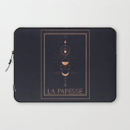 La Papesse or The High Priestess Tarot Laptop Sleeve