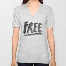 FREE Unisex V-Neck
