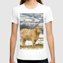 The Highland Cow T-shirt
