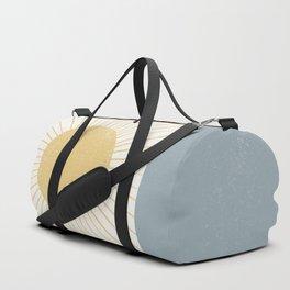 Sun and Sea  Duffle Bag
