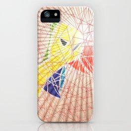 L'envol du Toucan iPhone Case