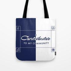 Contributor Tote Bag