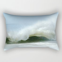 Wave Break Rectangular Pillow