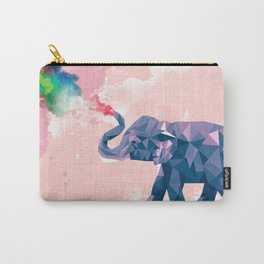 Elephant chilling Carry-All Pouch