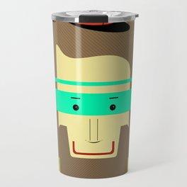 current superhero Travel Mug