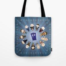 Doctors United Tote Bag