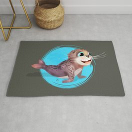 Sea Lion Rug