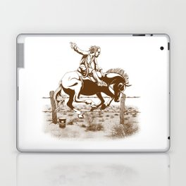 Dude Ranch Laptop & iPad Skin