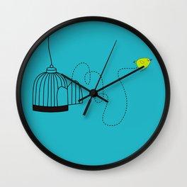 BIRD 02 Wall Clock