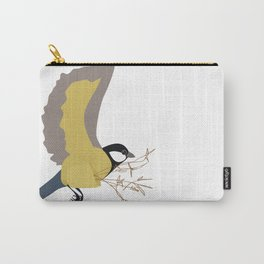 Bæremeis (Great tit carrier ?  :)   ) Carry-All Pouch