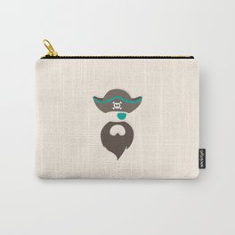 My little green Pirate Carry-All Pouch