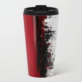 ANXIETY Metal Travel Mug
