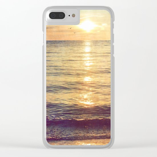 I Give In Clear iPhone Case
