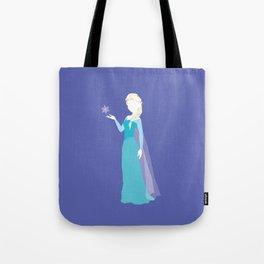 Elsa from Frozen Tote Bag