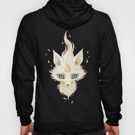 White Fox Hoody