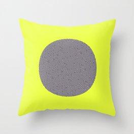 Oyel Throw Pillow