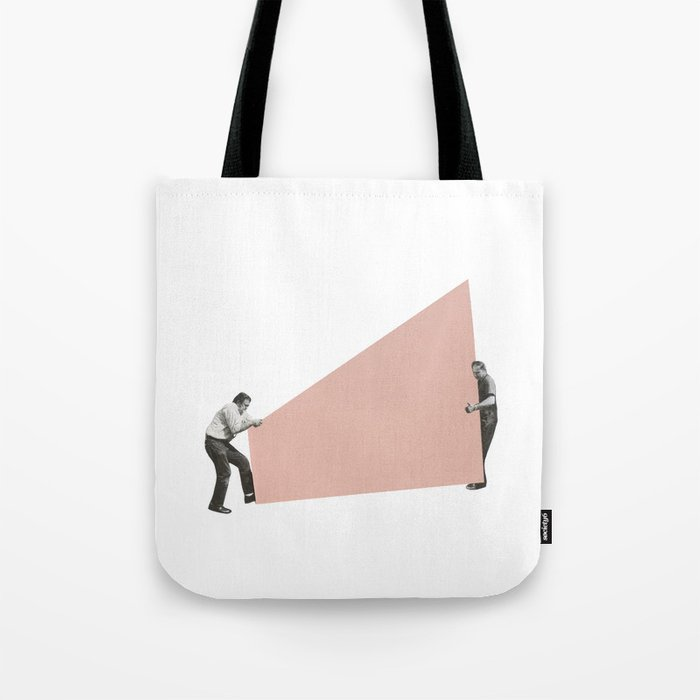 Shape Shifting Tote Bag