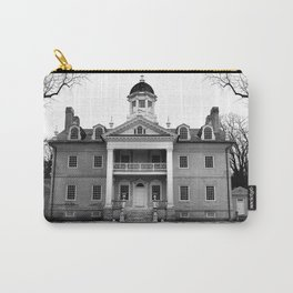 Hampton Mansion  Carry-All Pouch