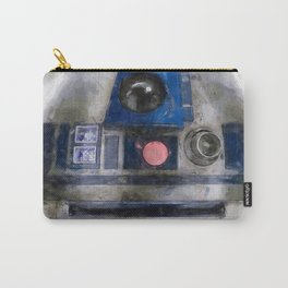 R2D2 Droid Robot StarWars Carry-All Pouch