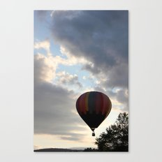 Adrift Amongst the Clouds Canvas Print