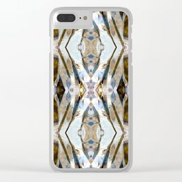 Pattern 31 - Ice Clear iPhone Case