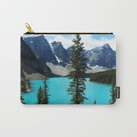 Moraine Lake, Canada Carry-All Pouch