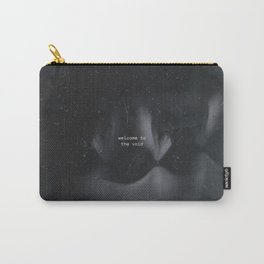 Welcome to the Void Carry-All Pouch