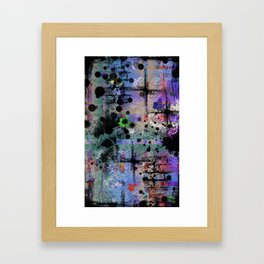 not that i dont take this bit ..... Framed Art Print