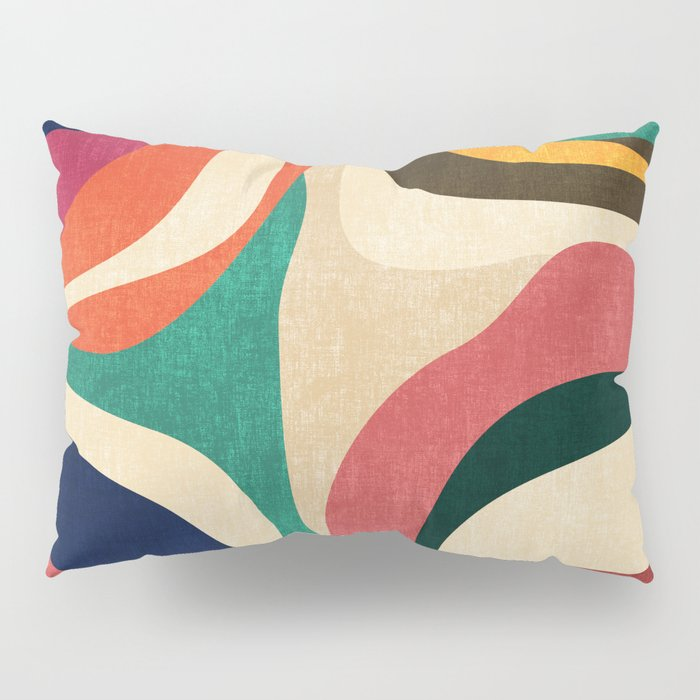 Impossible contour map Pillow Sham
