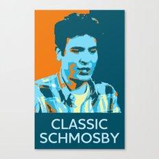Classic Schmosby Canvas Print