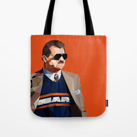 Geometric Ditka Tote Bag