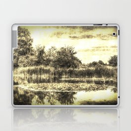 Lilly Pond Vintage Laptop & iPad Skin