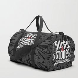 Sticks and Stones Duffle Bag