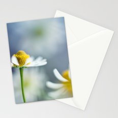 dancing galaxies Stationery Cards