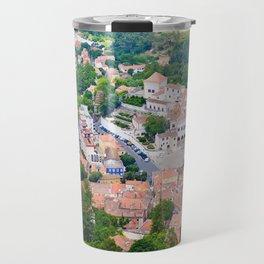 From Above Travel Mug