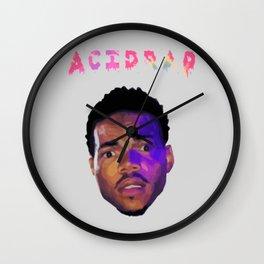 Acid Rap Chance Wall Clock