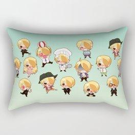 Sanji-kun Rectangular Pillow