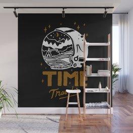 Time Traveler Wall Mural