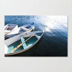 Winter Harbor Dory - Maine Canvas Print