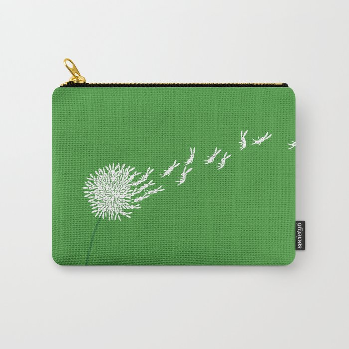Escape from the dandeLION Carry-All Pouch